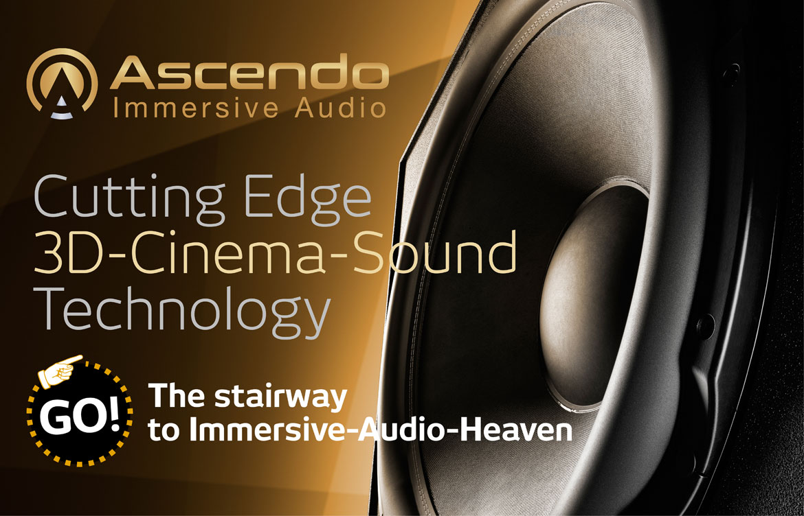 ASCENDO Immersive Audio (AIA)
