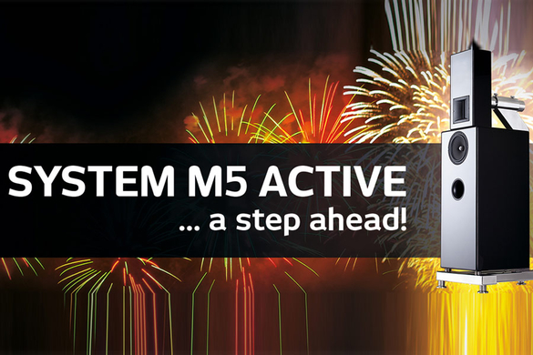System M5 ACTIVE - a step ahead